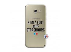 Coque Samsung Galaxy A3 2017 Rien A Foot Allez Strasbourg