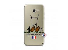 Coque Samsung Galaxy A3 2017 100 % Rugbyman Entre les Poteaux