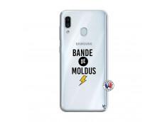 Coque Samsung Galaxy A30 Bandes De Moldus