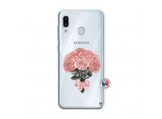 Coque Samsung Galaxy A30 Bouquet de Roses