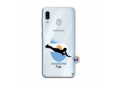 Coque Samsung Galaxy A30 Coupe du Monde Rugby-Argentina