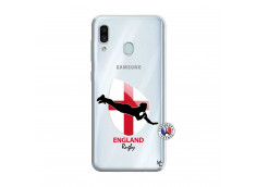Coque Samsung Galaxy A30 Coupe du Monde Rugby-England