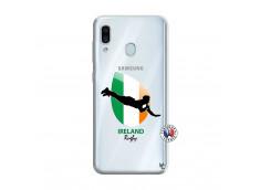 Coque Samsung Galaxy A30 Coupe du Monde Rugby-Ireland