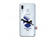 Coque Samsung Galaxy A30 Coupe du Monde Rugby-Scotland