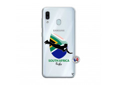 Coque Samsung Galaxy A30 Coupe du Monde Rugby-South Africa