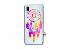 Coque Samsung Galaxy A30 Dreamcatcher Rainbow Feathers