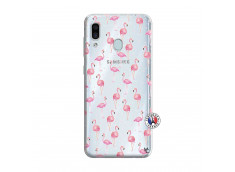 Coque Samsung Galaxy A30 Flamingo