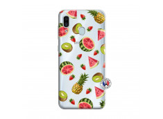 Coque Samsung Galaxy A30 Multifruits