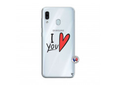 Coque Samsung Galaxy A30 I Love You