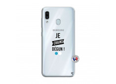 Coque Samsung Galaxy A30 Je Crains Degun