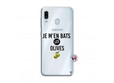 Coque Samsung Galaxy A30 Je M En Bas Les Olives
