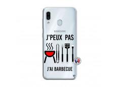Coque Samsung Galaxy A30 Je Peux Pas J Ai Barbecue