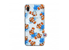 Coque Samsung Galaxy A30 Poisson Clown