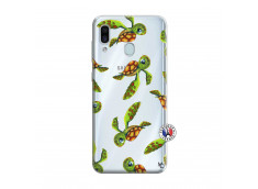 Coque Samsung Galaxy A30 Tortue Géniale