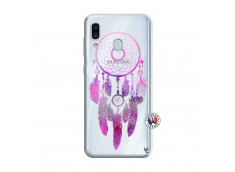 Coque Samsung Galaxy A30 Purple Dreamcatcher
