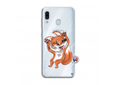 Coque Samsung Galaxy A30 Fox Impact