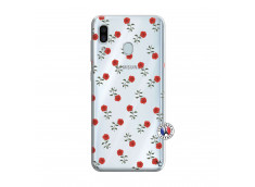 Coque Samsung Galaxy A30 Rose Pattern