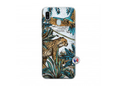 Coque Samsung Galaxy A30 Leopard Jungle