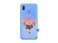 Coque Samsung Galaxy A40 Bouquet de Roses