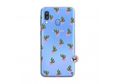 Coque Samsung Galaxy A40 Cactus Pattern