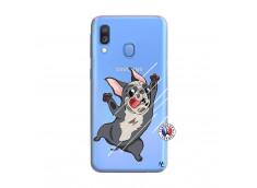 Coque Samsung Galaxy A40 Dog Impact