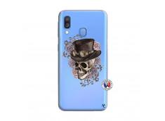 Coque Samsung Galaxy A40 Dandy Skull