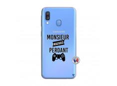 Coque Samsung Galaxy A40 Monsieur Mauvais Perdant
