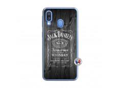 Coque Samsung Galaxy A40 Old Jack Translu