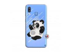 Coque Samsung Galaxy A40 Panda Impact