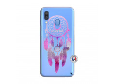 Coque Samsung Galaxy A40 Purple Dreamcatcher