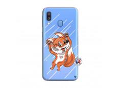 Coque Samsung Galaxy A40 Fox Impact