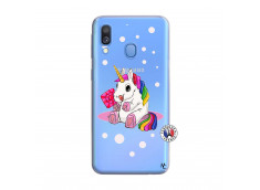 Coque Samsung Galaxy A40 Sweet Baby Licorne