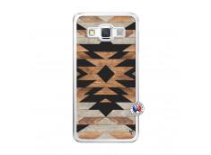 Coque Samsung Galaxy A5 2015 Aztec Translu