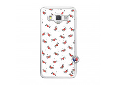 Coque Samsung Galaxy A5 2015 Cartoon Heart Translu