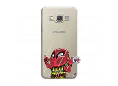 Coque Samsung Galaxy A5 2015 Dead Gilet Jaune Impact