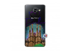 Coque Samsung Galaxy A5 2016 I Love Barcelona