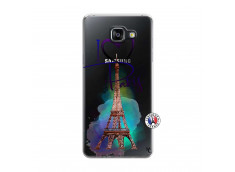 Coque Samsung Galaxy A5 2016 I Love Paris