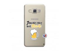 Coque Samsung Galaxy A5 2015 Jamais Sans Ma Blonde
