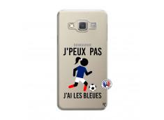 Coque Samsung Galaxy A5 2015 Je Peux Pas J Ai Les Bleues