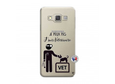 Coque Samsung Galaxy A5 2015 Je Peux Pas Je Suis Veterinaire