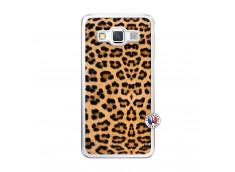 Coque Samsung Galaxy A5 2015 Leopard Style Translu