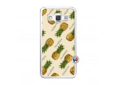 Coque Samsung Galaxy A5 2015 Sorbet Ananas Translu