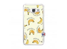Coque Samsung Galaxy A5 2015 Sorbet Banana Split Translu