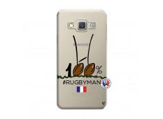 Coque Samsung Galaxy A5 2015 100 % Rugbyman Entre les Poteaux