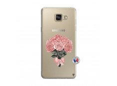 Coque Samsung Galaxy A5 2016 Bouquet de Roses