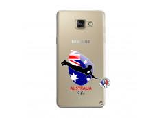 Coque Samsung Galaxy A5 2016 Coupe du Monde Rugby-Australia