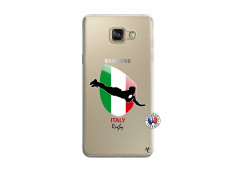 Coque Samsung Galaxy A5 2016 Coupe du Monde Rugby-Italy