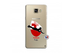 Coque Samsung Galaxy A5 2016 Coupe du Monde Rugby-Tonga