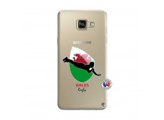 Coque Samsung Galaxy A5 2016 Coupe du Monde Rugby-Walles