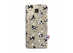 Coque Samsung Galaxy A5 2016 Cow Pattern